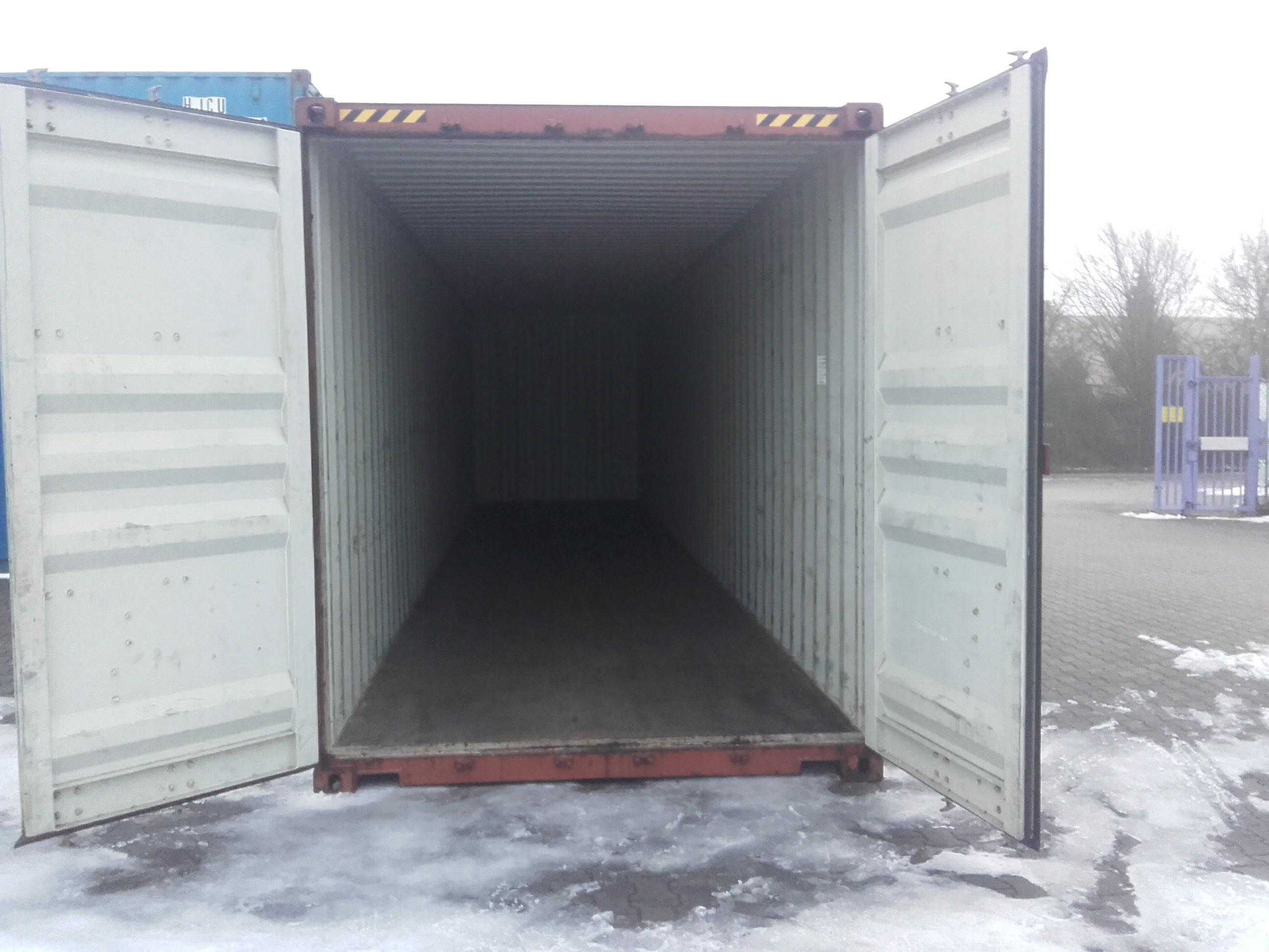 Seecontainer jetzt kaufen oder mieten bei Pfefferer Ihrem Partner
